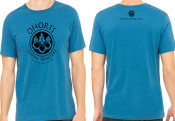 Unisex Blue/Teal T-Shirt